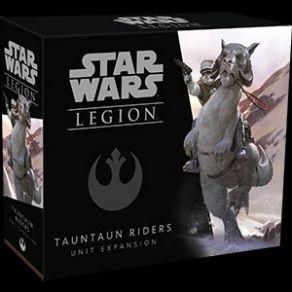 STAR WARS LEGION TAUTAUN RIDERS